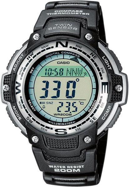 Часы Наручные CASIO SGW-100-1V