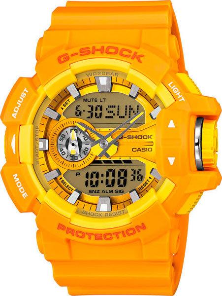 Часы Наручные CASIO GA-400A-9A