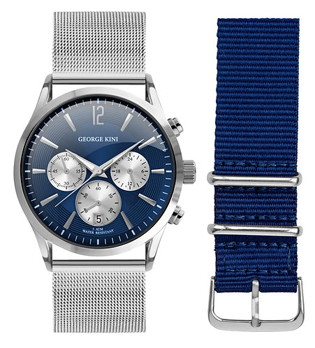 Часы Наручные GEORGE KINI GK.12.1.3SS.21