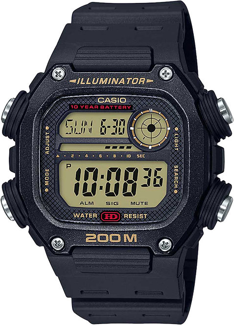 Часы Наручные CASIO DW-291H-9A