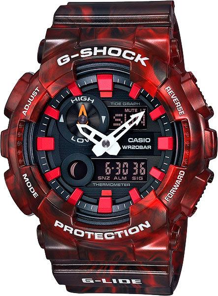 Часы Наручные CASIO GAX-100MB-4A