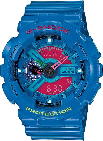 Часы Наручные CASIO GA-110HC-2A