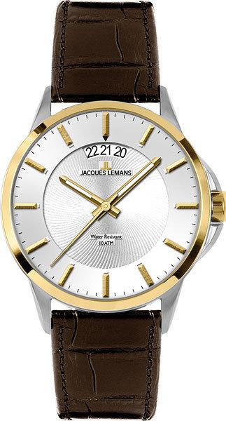 Часы Наручные JACQUES LEMANS 1-1540H
