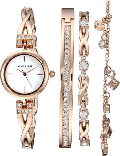 Часы Наручные ANNE KLEIN AK 3082 RGST