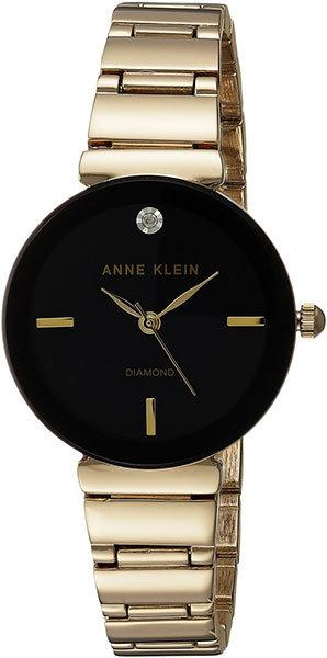 Часы Наручные ANNE KLEIN AK 2434 BKGB