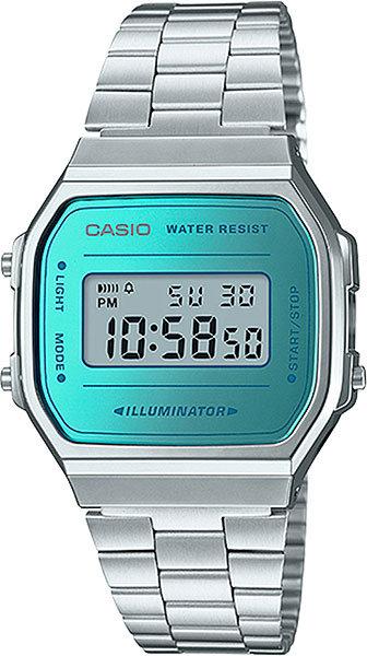 Часы Наручные CASIO A-168WEM-2E