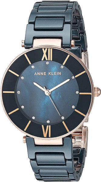 Часы Наручные ANNE KLEIN AK 3266 NVRG
