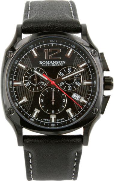 Часы Наручные ROMANSON TL 1270H MB(BK)