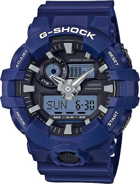Часы Наручные CASIO GA-700-2A