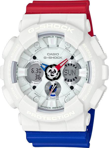 Часы Наручные CASIO GA-120TRM-7A