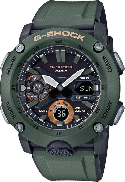 Часы Наручные CASIO GA-2000-3A
