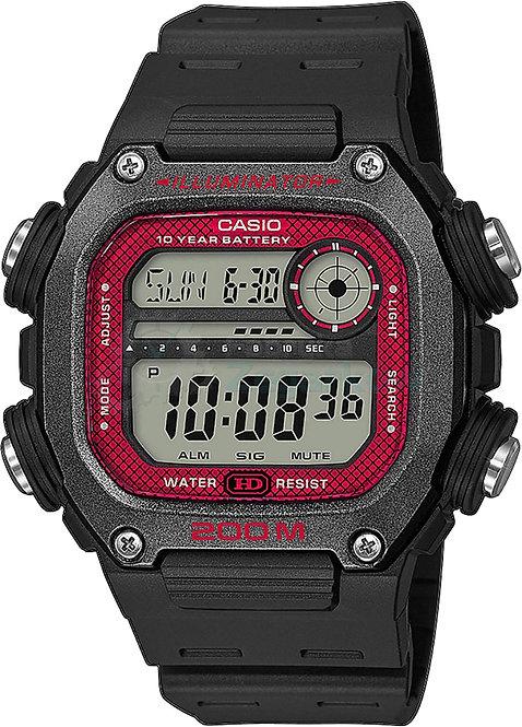Часы Наручные CASIO DW-291H-1B