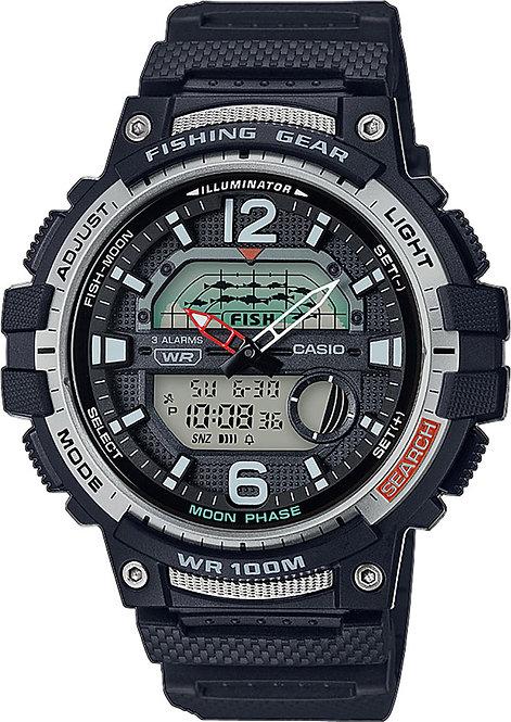 Часы Наручные CASIO WSC-1250H-1A