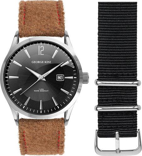 Часы Наручные GEORGE KINI GK.17.S.2S.3.3.0