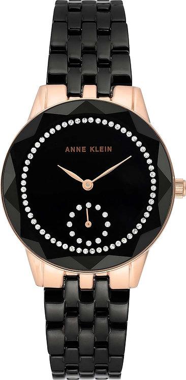 Часы Наручные ANNE KLEIN AK 3612 BKRG