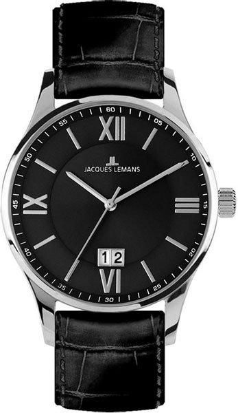 Часы Наручные JACQUES LEMANS 1-1845A