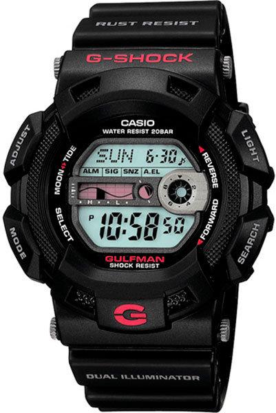 Часы Наручные CASIO G-9100-1E