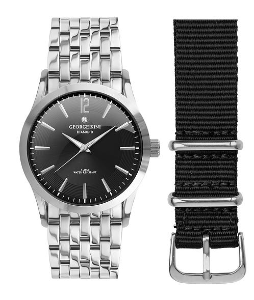 Часы Наручные GEORGE KINI GK.36.5.1S.2S.5.S.0
