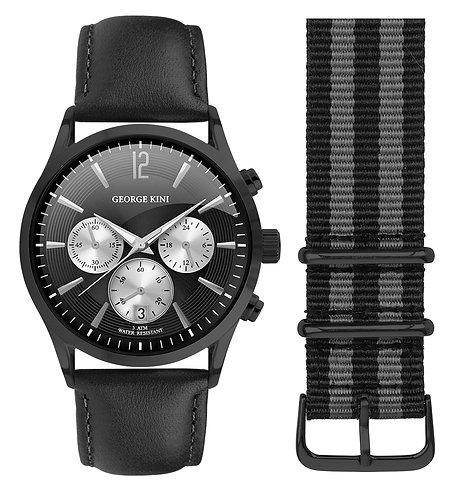 Часы Наручные GEORGE KINI GK.12.B.2SS.1.2.0