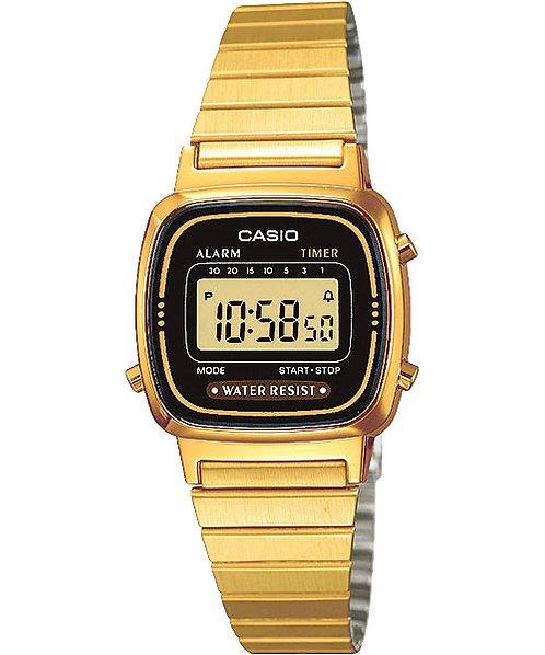 Часы Наручные CASIO LA-670WEGA-1E