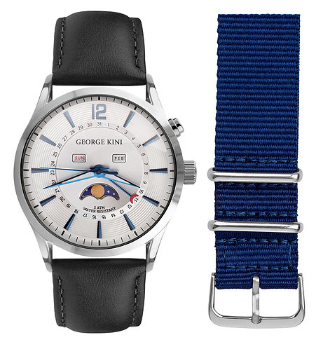 Часы Наручные GEORGE KINI GK.41.11.1S.1BU.1.2.0