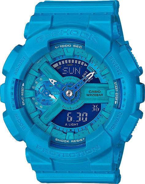 Часы Наручные CASIO GMA-S110VC-2A