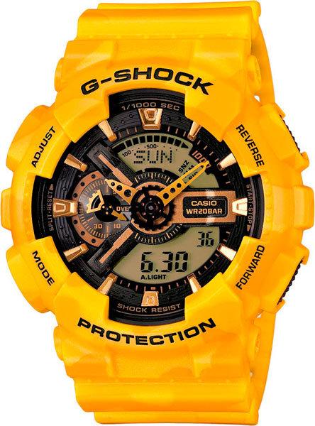 Часы Наручные CASIO GA-110CM-9A
