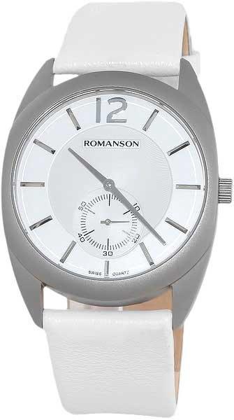 Часы Наручные ROMANSON TL 1246 MW(WH)WH