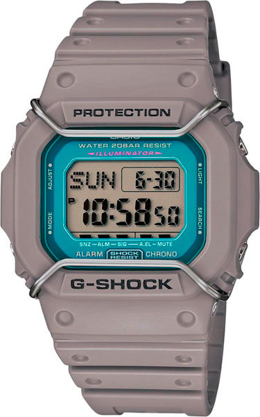 Часы Наручные CASIO DW-D5600P-8E