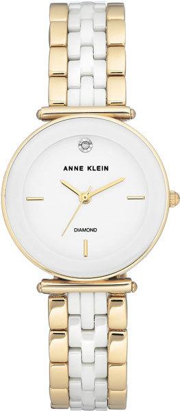 Часы Наручные ANNE KLEIN AK 3158 WTGB
