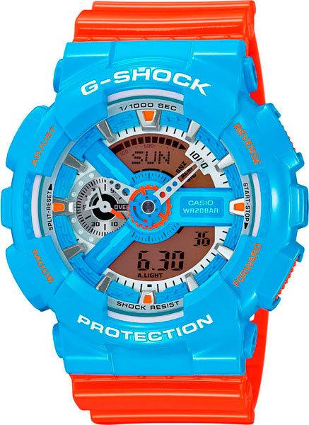 Часы Наручные CASIO GA-110NC-2A