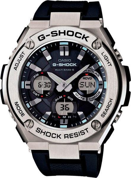 Часы Наручные CASIO GST-W110-1A