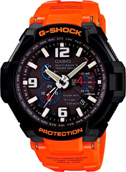 Часы Наручные CASIO GW-4000R-4A