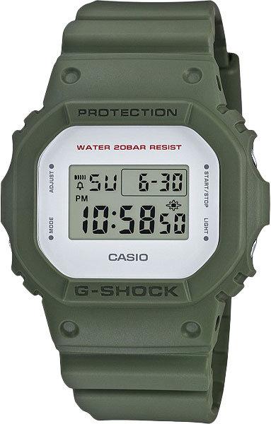 Часы Наручные CASIO DW-5600M-3E