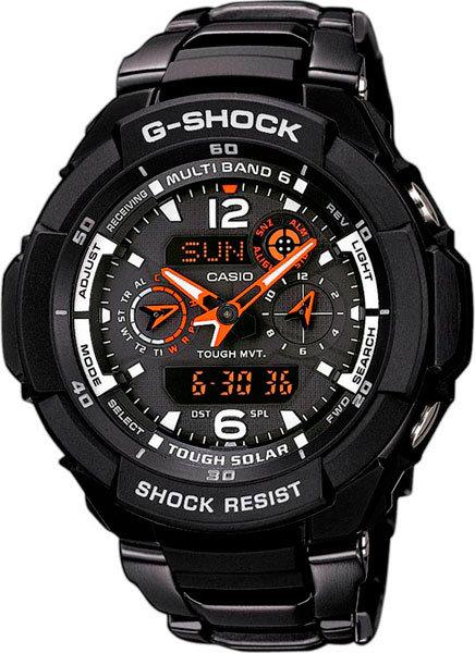 Часы Наручные CASIO GW-3500BD-1A