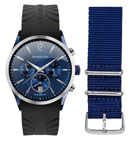 Часы Наручные GEORGE KINI GK.41.7.1SBU.4S.9.2.0