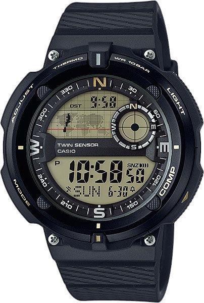 Часы Наручные CASIO SGW-600H-9A
