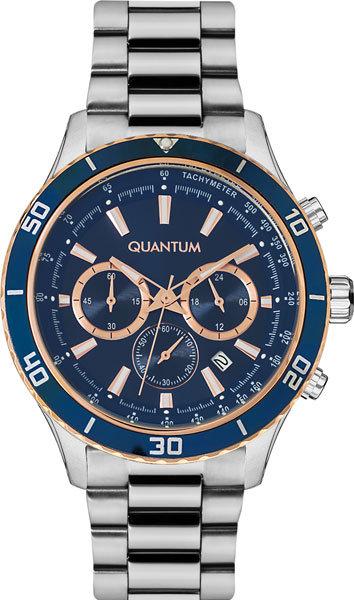 Часы Наручные QUANTUM ADG656.590