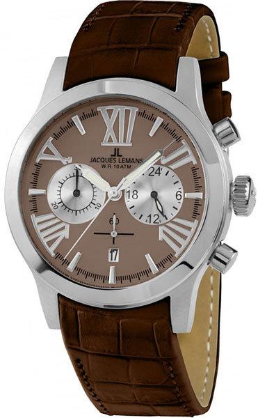 Часы Наручные JACQUES LEMANS 1-1809C