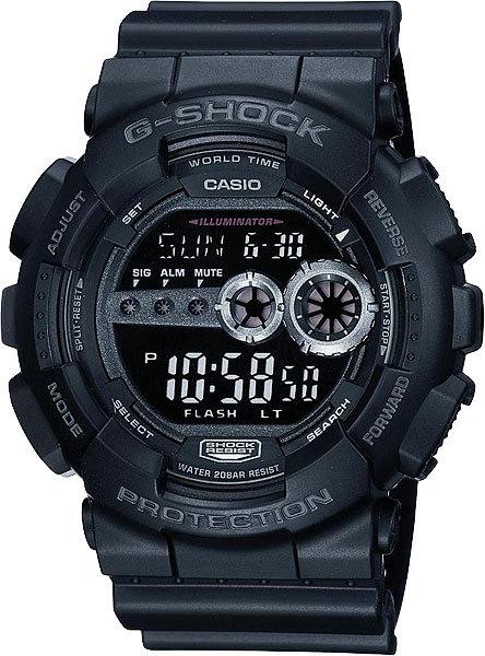 Часы Наручные CASIO GD-100-1B