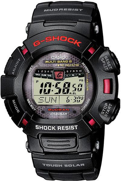 Часы Наручные CASIO GW-9010-1E