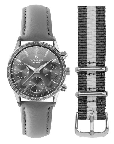 Часы Наручные GEORGE KINI GK.26.S.9S.1.9.9