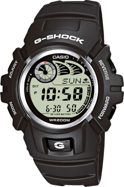 Часы Наручные CASIO G-2900F-8V