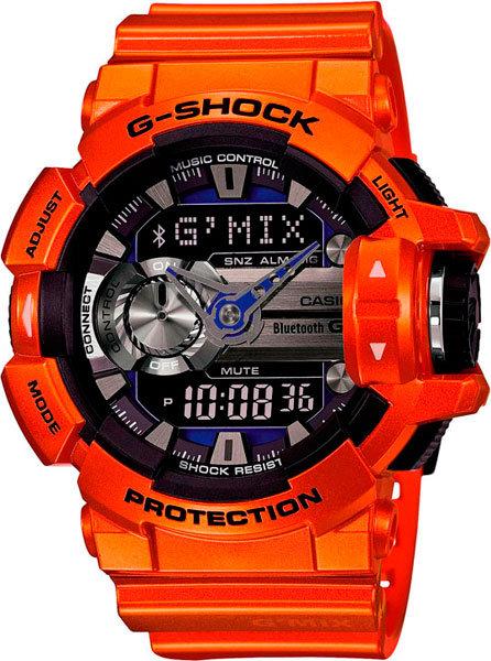 Часы Наручные CASIO GBA-400-4B
