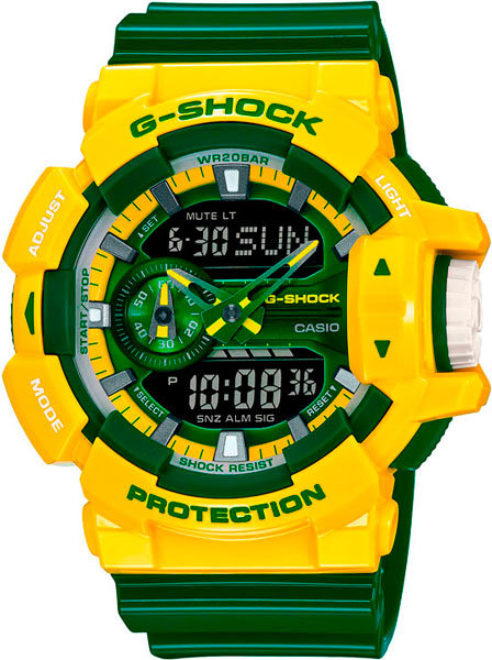 Часы Наручные CASIO GA-400CS-9A