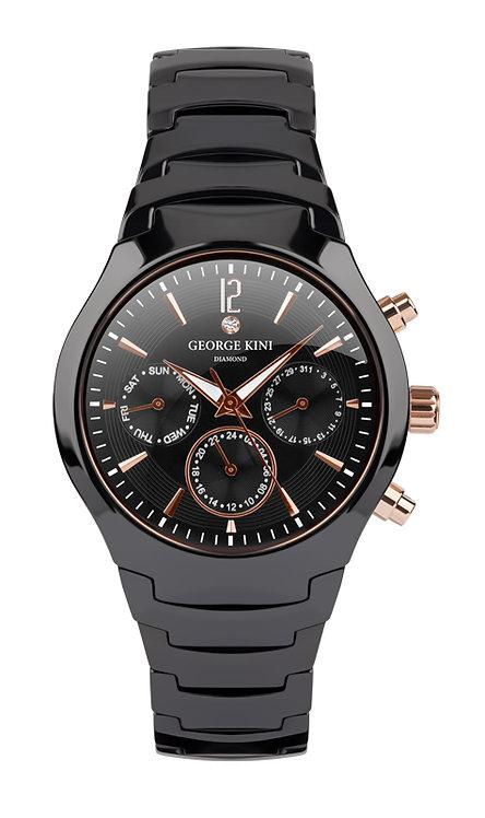 Часы Наручные GEORGE KINI GK.36.6.2B.2R.7.2.0