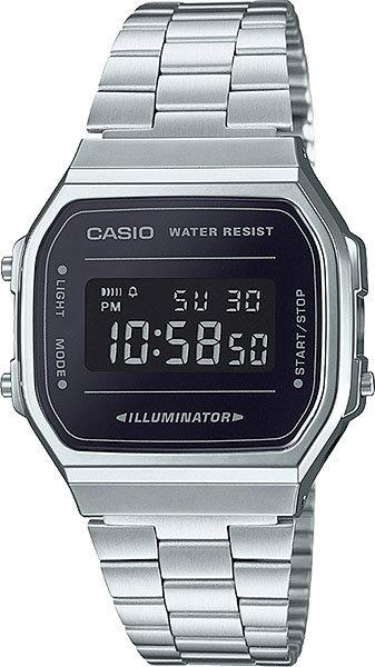 Часы Наручные CASIO A-168WEM-1E
