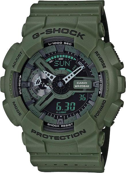 Часы Наручные CASIO GA-110LP-3A