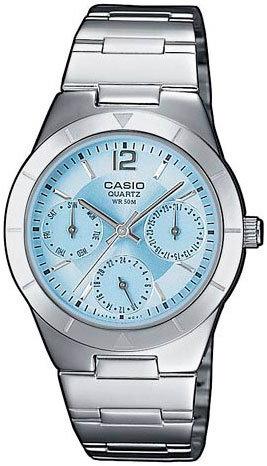 Часы Наручные CASIO LTP-2069D-2A
