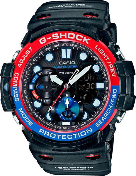 Часы Наручные CASIO GN-1000-1A